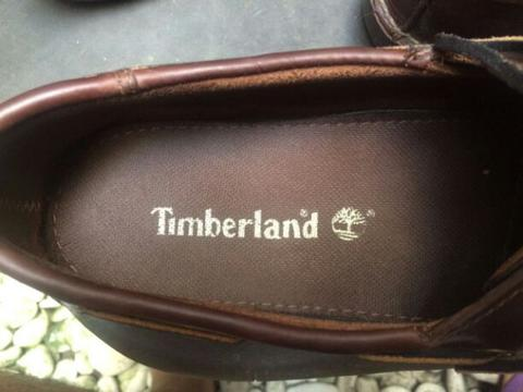 Terjual timberland 2-eyes boat shoes murah  d67804141b