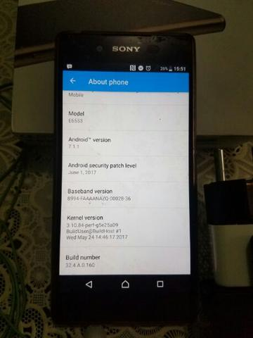 Sony xperia z4 single sim mulus mantaps