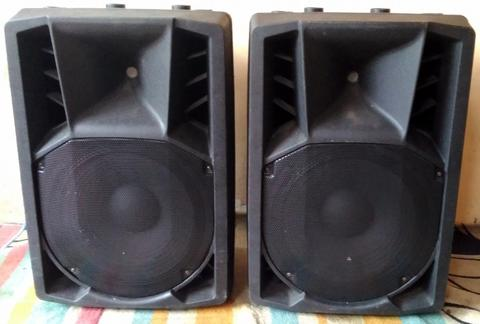 1 Set Speaker Active [ 15'' ] Made in China