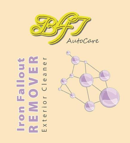 B47 Iron Fallout Remover - Pembersih mineral besi