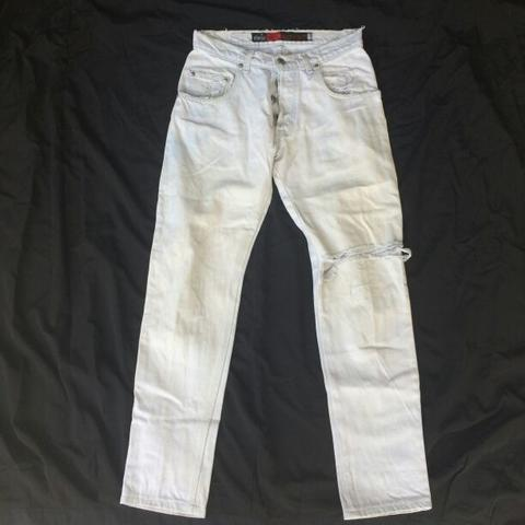 Celana jeans levis silver tab made in USA Original preloved