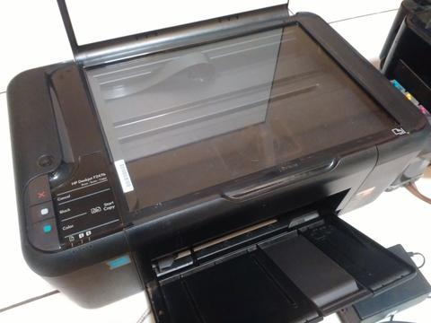 Printer HP Deskjet F2476 Print - Scan - Copy & Canon iP1880 TERMURAH