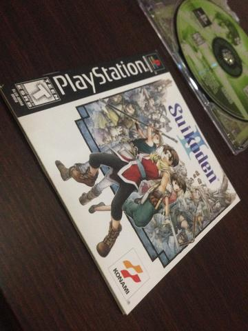 [WTS] Game Suikoden 2 (PSX/PS one)