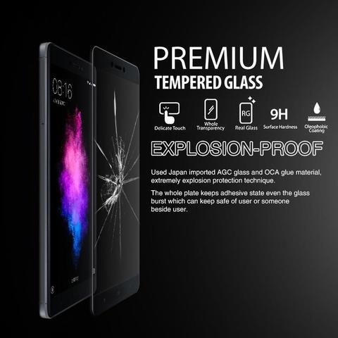 Aksesoris Sony Xperia Z3 Dual / Z3 D6653 D6633 - Premium Tempered Glass