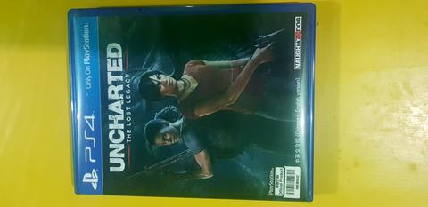 Wts BD Kaset PS4 Uncharted: Lost Legacy