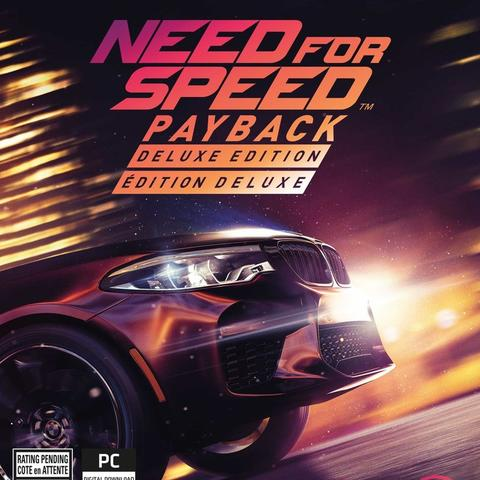 [PC Game Original] Need For Speed Payback Standard Deluxe Edition