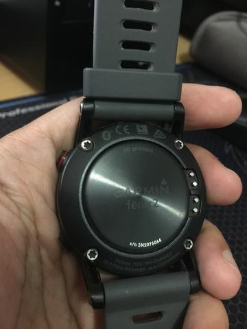 Garmin Fenix 2 + Heart Rate Monitor (HRM)