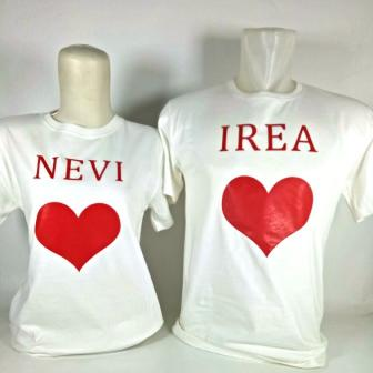 Kaos Couple Terbaru