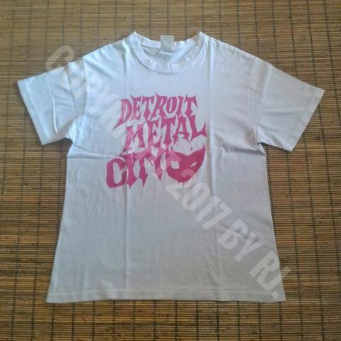 T-shirt Detroit Metal City