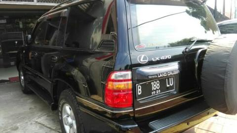 Toyota Land Cruiser LX470