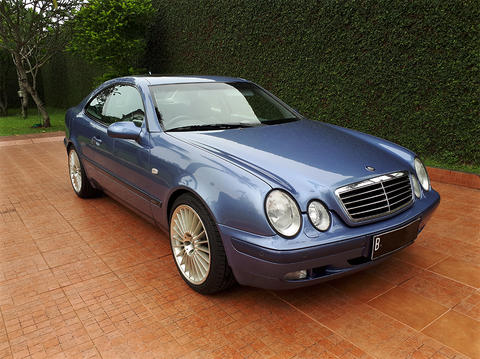 Mercedes For Sale >> Terjual Mercedes Benz Clk 320 W208 1998 Mint Condition For Sale