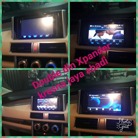 Double din / Head unit Xpander