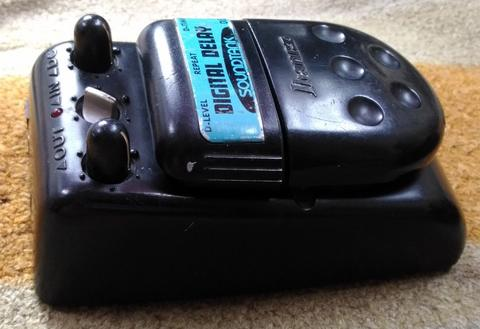 Guitar Effect Ibanez Digital Delay Soundtank