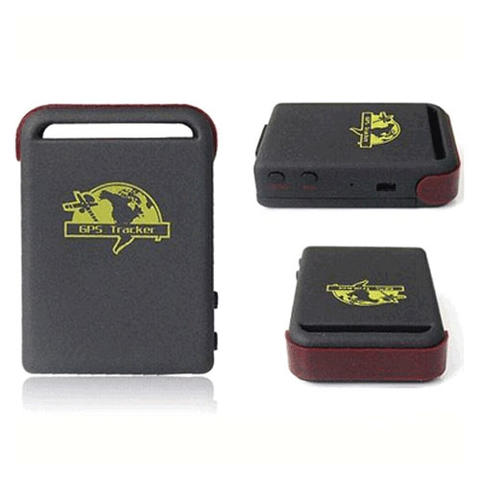 Global Smallest GPS Tracking Device GSM/GPRS/GPS Tracker - TK102-2