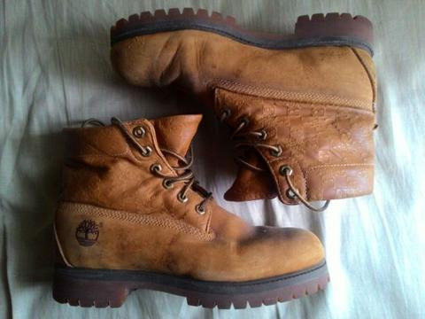 new product eb349 d65ee Timberland boots size 44 | 28cm second good