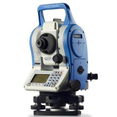 JUAL Total Station Spectra Precision Focus 6 5-Second Accuracy