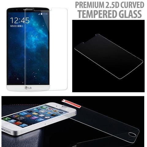 Aksesoris Oppo F3 - Premium 2.5D Curved Tempered Glass
