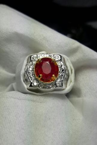 Red Ruby No Treatment