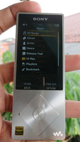 SONY NW A26HN Portable Hi-Res Audio Bluetooth Mp3 Player