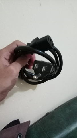 Kabel VGA Power CPU SATA Dan Mouse Second Ex Kantor Like New