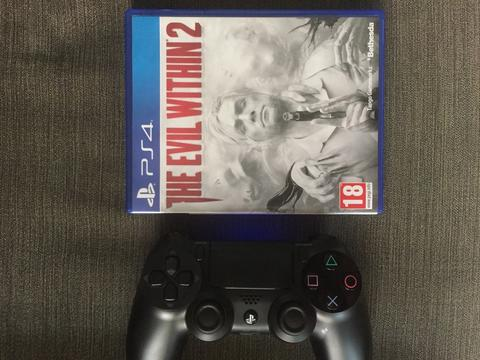 Jual the evil within 2
