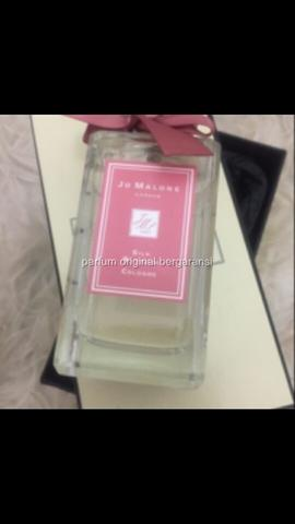 Parfum Original Bergaransi Eropa Jo Malone Silk Blossom for women 100ml with Box