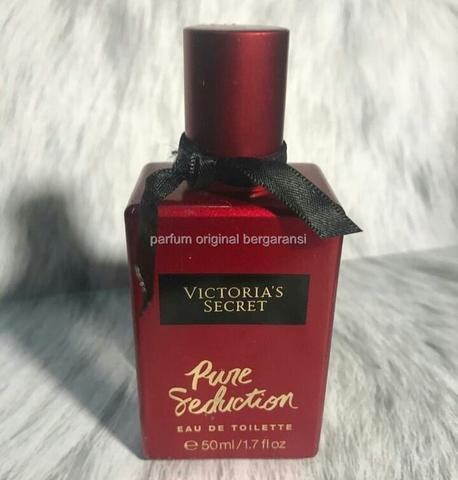 Parfum Original Bergaransi Eropa nonbox Victoria Secret Pure Seduction Edt 50ml