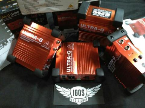 Behringer Ultra-G Direct Box Mint Condition