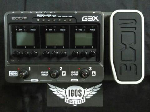 Zoom G3X Good Condition