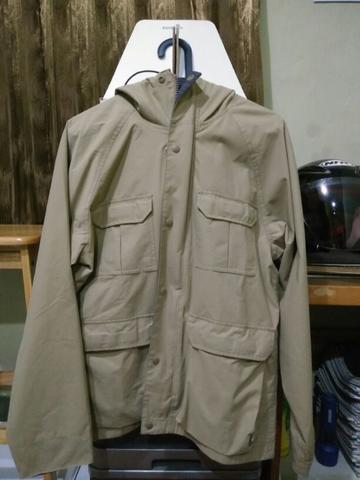 Johnbull Military Parka Jacket Waterproof not Uniqlo Adidas Nike Topman Northface