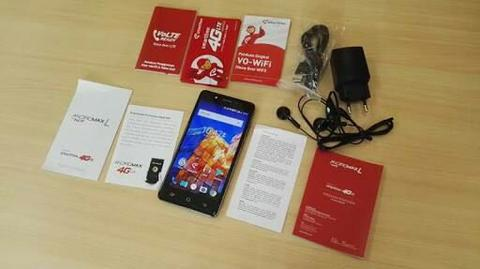 Andromax L with VoLTE - Bandung