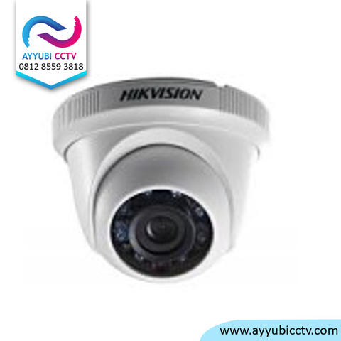 Paket Cctv Hikvision 4 Kamera 4 Channel 1.3mp 720p