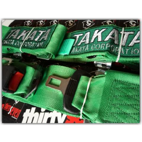 Seatbelt Takata 2Point 3Inch (Buckle)