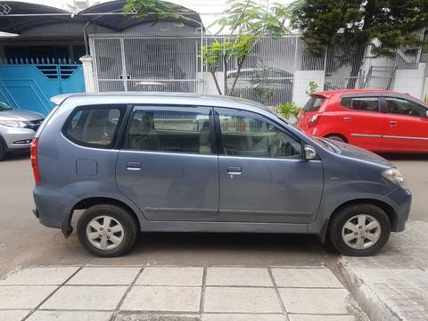 Toyota Avanza 1.3 G AT Tahun 2010 Warna Abu Metalik
