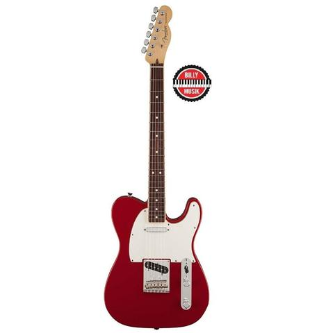 ***BILLY MUSIK*** Fender Classic Series 60s Telecaster Candy Apple Red