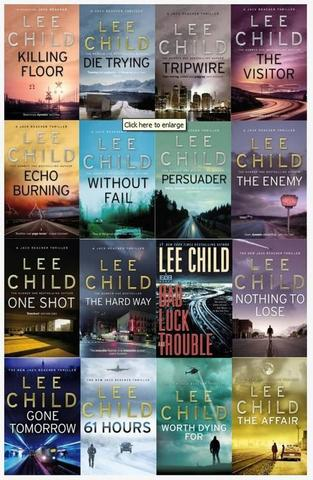 Lee Child The Visitor Epub