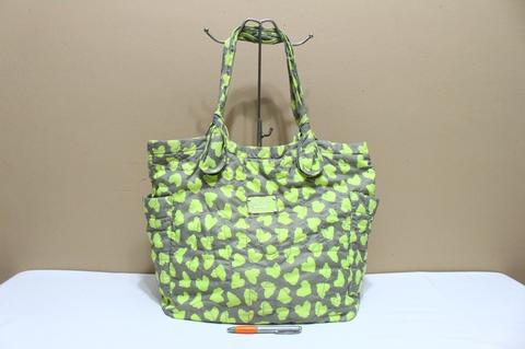 TAS BRANDED TRENDY MARC BY MARC JACOBS NYLON XL TOTE