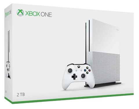 xbox one s slim 2 tera ( full 40 game offline ) BU coy