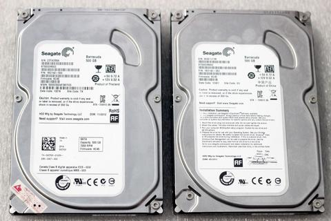 "▒▓█ [WTS] Harddisk Internal Seagate 3.5"" 500GB █▓▒"