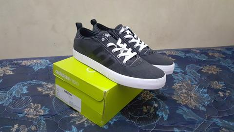 Adidas Neosole black white canvas BNIB original murah