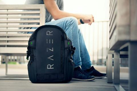 (Vertech.ID) Razer Rogue Backpack Gaming