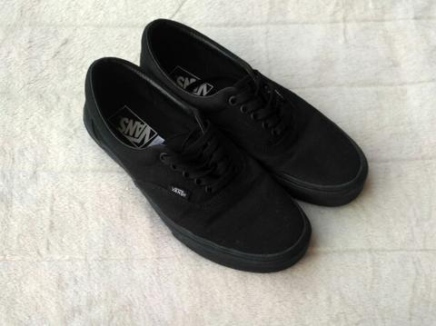 7897bb7312ef Vans Era Full Black Original (not nike adidas puma nmd yeezy converse new  balance)