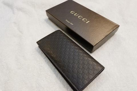 Dompet gucci ori ( long wallet )