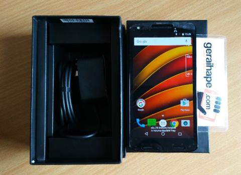 Motorola Droid X Force XT1580 EX Eropa 32GB Mulus Original