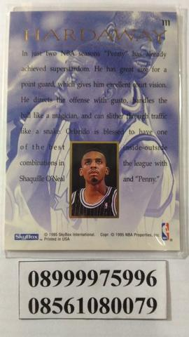 Kartu Basket - Basketball Card 1994-95 Emotion 111 Anfernee Hardaway