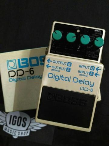 Effect gitar Boss DD-6 Digital Delay