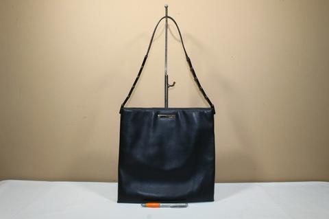 Tas Branded Gucci Gc526 Wood Handle Tote Bag Second Bekas Original Asli