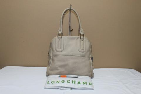 Tas branded LONGCHAMP LC155 COSMOS Nubuck second bekas original asli made in France