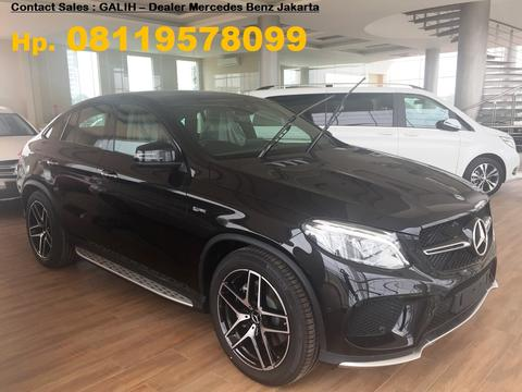 2017 Amg Gle 43 Coupe Mercedes Benz >> Terjual New Mercedes Benz Gle 43 Amg Coupe Gle43 Coupe Amg 2017 2018