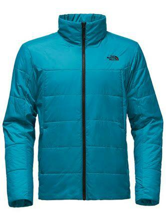 THE NORTH FACE INNER DACRON SIZE L MENS BKN TNF JACK WOLFSKIN ARCTERYX UNDER ARMOUR